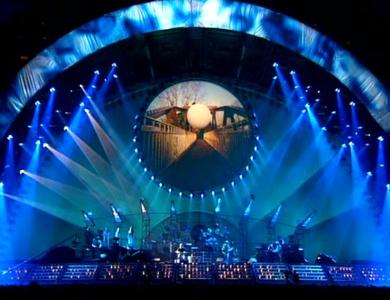 Pink Floyd - P.U.L.S.E. affiche