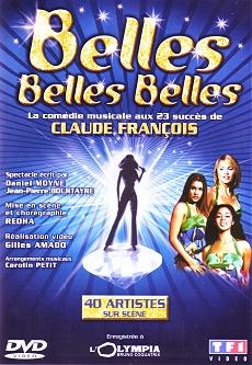 Belles Belles Belles - Comédie musicale Bellesbelles